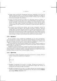 11.8. Resumen 11.9. Ejercicios