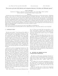 Three-vector and scalar field identities and uniqueness theorems in ...
