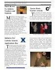 Spring 2008 Newsletter - Xavier University - Page 2