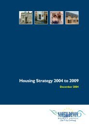 Housing strategy and action plan - North Devon District Council