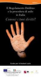 La brochure in italiano - Ministero Dell'Interno