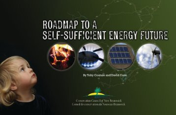 Road Map to a Self-Sufficient Energy Future - Climate Action ...