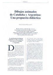 Dibujos animados de Cataluña y Argentina: - Ediciona