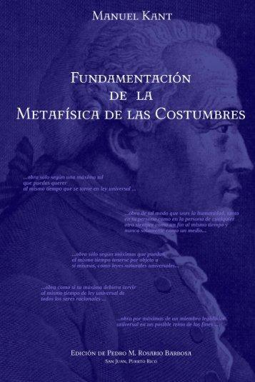 kant-fundamentacion-de-la-metafisica-de-las-costumbres-1785