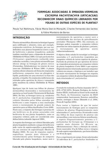 Projeto 2 - USP