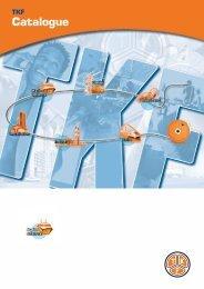Catalogue - TKF