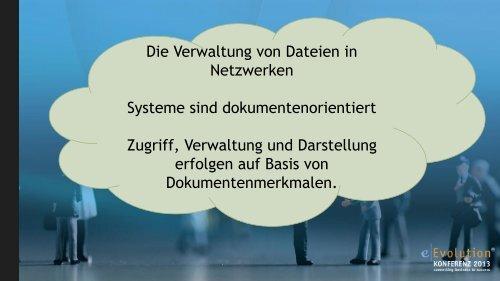 eEvolution DMS Dokumenten Management & Office Produktivität