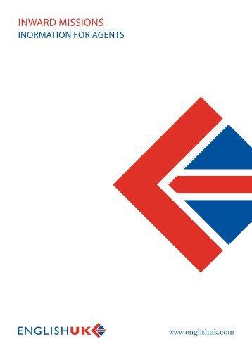 INWARD mISSIONS - English UK