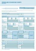AOP_Formulaire Ouverture Compte (4PP) - JOINT ... - Ecobank - Page 2