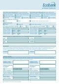 AOP_Formulaire Ouverture Compte (4PP) - JOINT ... - Ecobank - Page 3