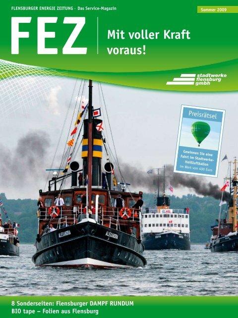 FEZ FLENSBURGER ENERGIE ZEITUNG - Stadtwerke Flensburg ...