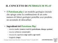 Petroleum play - Assomineraria