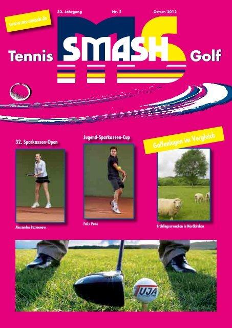 Golf Tennis - Smash