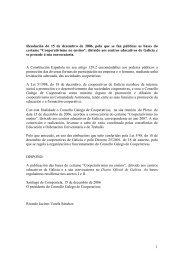 1 Resolución do 15 de decembro de 2006, pola que se fan públicas ...