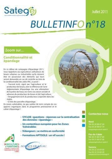 120 free magazines from agriculture npdc fr - Chambre d agriculture pas de calais ...