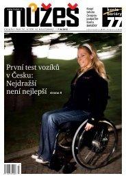 První test vozíků v Česku: Nejdražší není nejlepší strana 8 - Můžeš