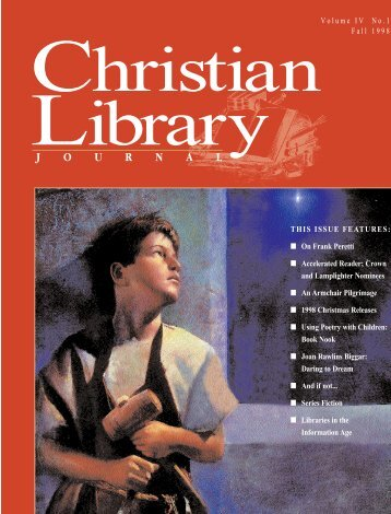 1998 - Christian Library Journal