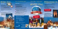 Winter-Zoo Flyer 2011/12 (pdf) - Zoo Hannover