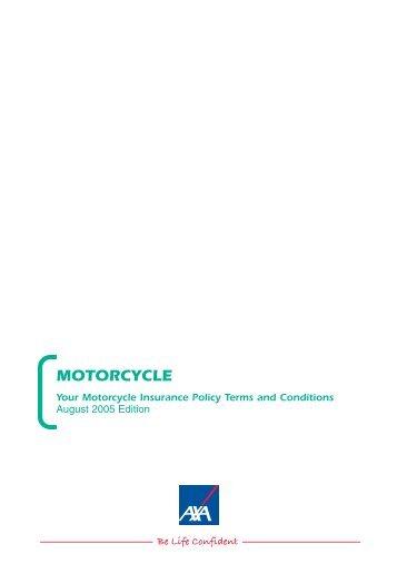 MOTORCYCLE - Adrian Flux