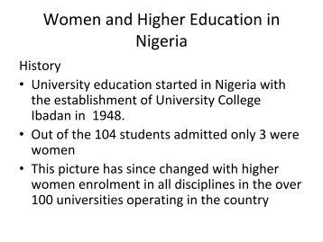 Charity Angya presentation (pdf) - Internationalising Higher Education