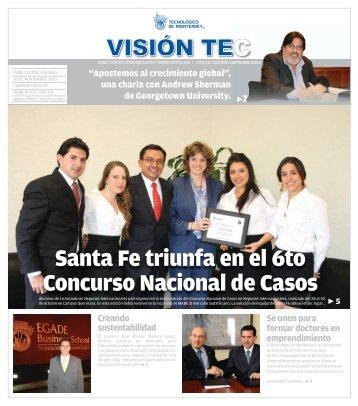 Visión 119 - Santa Fe - Tecnológico de Monterrey