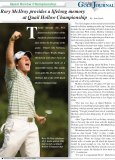 Rory McIlroy's Miracle Mile - Play Best Golf Courses in Charlotte, NC - Page 4