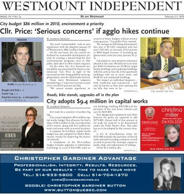 Layout 2 - Westmount Independent