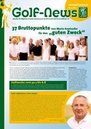 Sa. 30. Juli - Donau Golf Club Passau-Raßbach e.V.