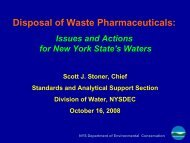 Scott Stoner, NYS DEC - The Business Council of New York State, Inc.