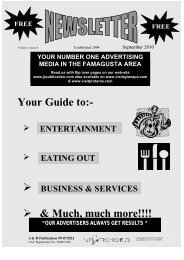 Your Guide to:- & Much, much more!!!! - JRPublication