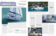 LEOPARD 39' - Multihulls World