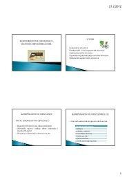 Korporativne obveznice Karakteristike i vrste ... - LUMENS