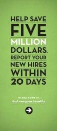 Reporting New Hires - Idaho Department of Labor - Idaho.gov