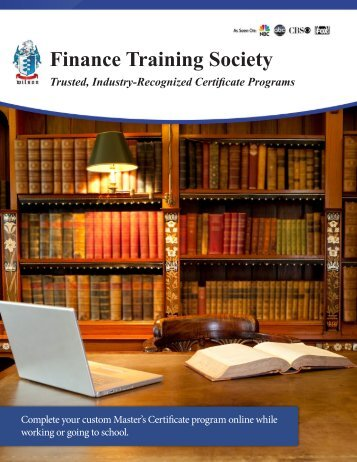 Finance Training Society Platform