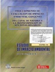 E.DEL CANAL DE NAVARRA Y - SIUN - Navarra