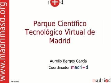 Parque Científico Tecnológico Virtual de Madrid