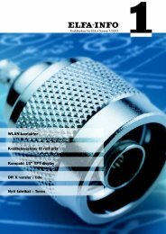 ELFA-info 1/2003