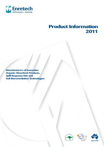 Product Information 2011 - Industrial and Bearing Supplies