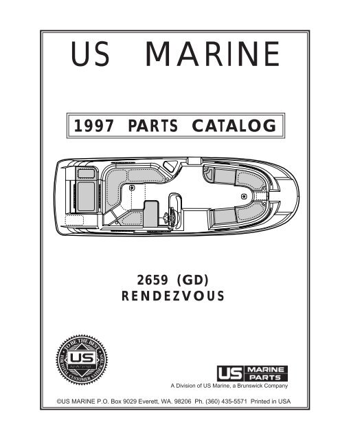 2659 (gd) - Bayliner Parts