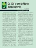 R$ 5,00 ano IV • número 20 • maio/junho de 2001 - Biotecnologia - Page 4