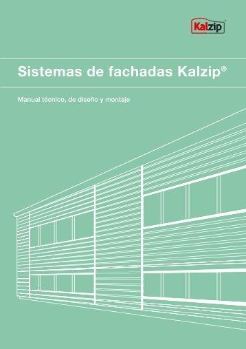 Sistemas de fachadas Kalzip®
