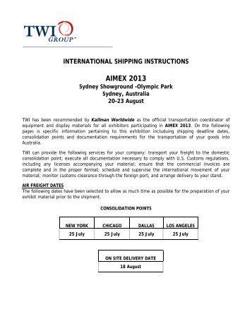 letter of instruction format