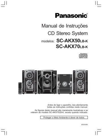 SC-AKX50LB-K.pdf - Panasonic