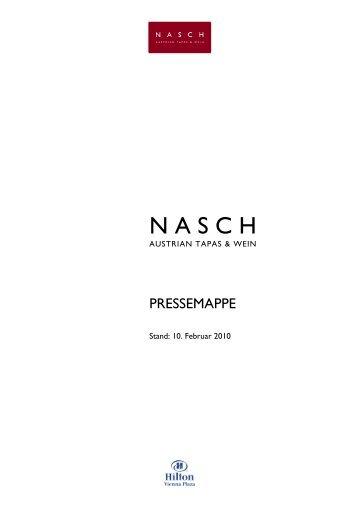 Pressemappe - Nasch