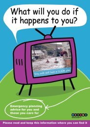What will you do if it happens to you? - Devon, Cornwall & Isles of ...