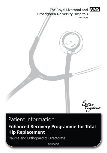 Patient Information - Royal Liverpool and Broadgreen University ...