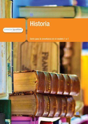 Historia - Biblioteca de Libros Digitales - Educ.ar
