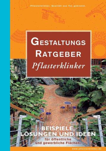 Öffentlich - Arbeitsgemeinschaft Pflasterklinker eV