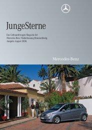 JungeSterne - Mercedes-Benz Niederlassung Braunschweig