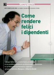 Come rendere felici i dipendenti - Great Place to Work Institute